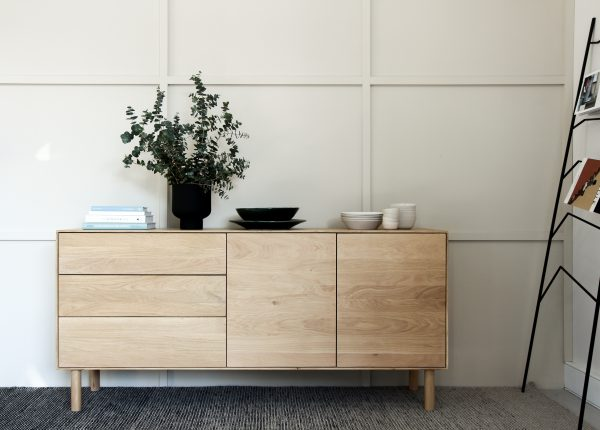 How to Style a Sideboard?